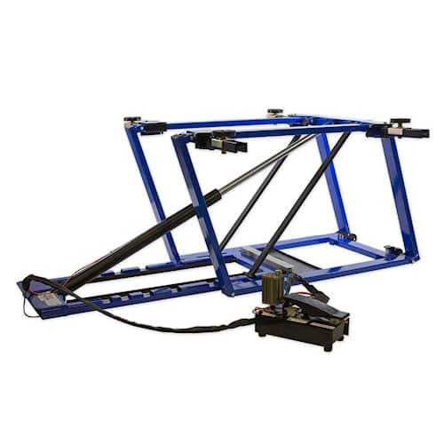 Hawk Billyft hydraulisk 2,5 ton