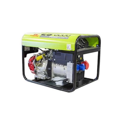 Pramac Elverk ES8000 THHPI 3-fas bensin