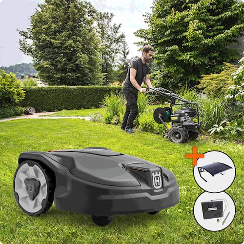Husqvarna Automower® 305 Installerad & Klar