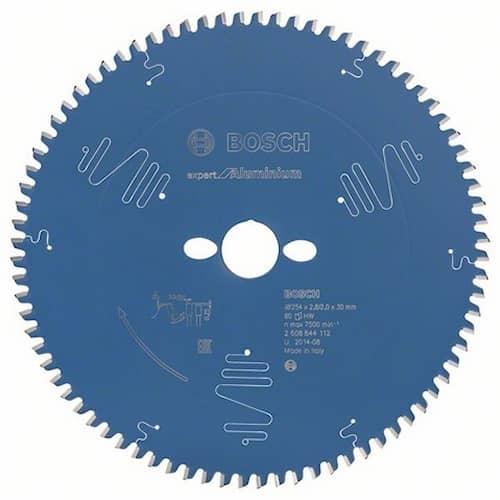 Bosch Sågklinga Expert Aluminium 254x2,8x30mm 80T