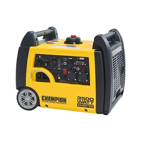 Champion Inverterelverk 73001i 3,5kW bensin
