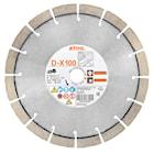 Stihl Diamantkapskiva universal, Ø 230 mm D-X100 till TSA 230