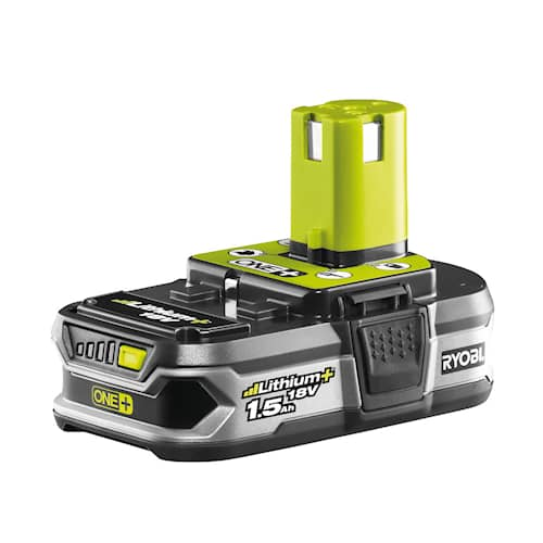 Ryobi RB18L15 Batteri 18V 1,5Ah Lithium+