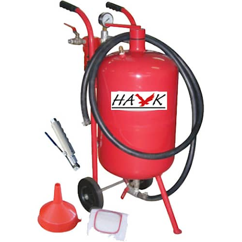 Hawk Blästertank SB 10 40 liter