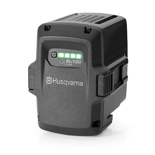 Husqvarna Batteri Bli 100 36V, 2,5Ah