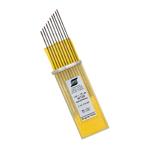 ESAB Wolframelektrod 1,0mm Gold Plus 10-pack