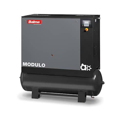 Balma Skruvkompressor MODULO E 11 10 bar 500 l med kyltork