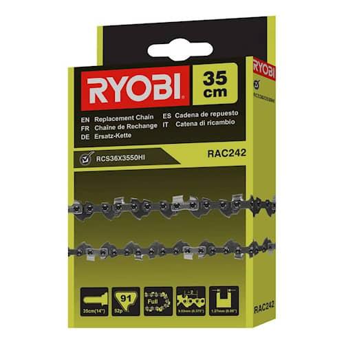 Ryobi RAC242 Sågkedja till RCS36X3550HI