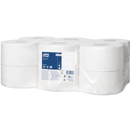 Tork Toalettpapper T2 Universal 120161, 1 lager, natur 12x240m