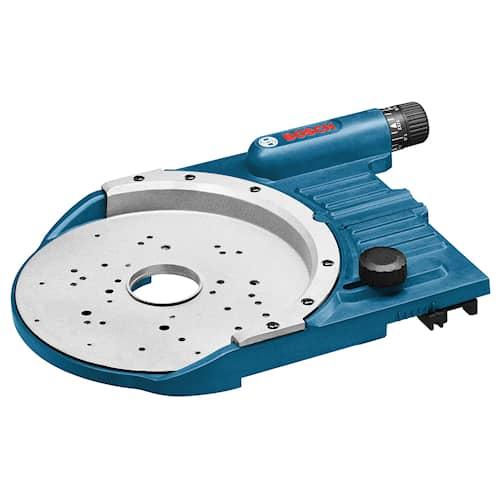 Bosch Styrskensadapter till alla överhandsfräsar