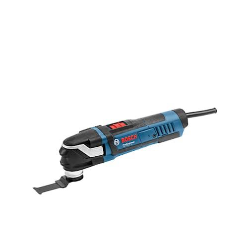 Bosch Multicutter GOP 40V-30+  med 16 tillbehör i L-BOXX