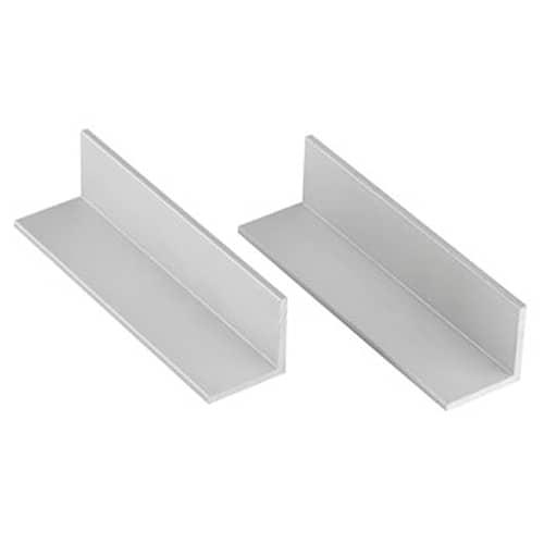 Sjöbergs Skyddsbackar Aluminium 2-pack till hyvelbänk
