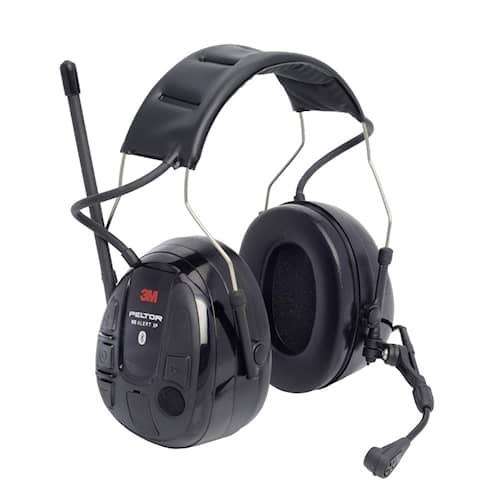 3M Peltor WS Alert XP hörselskydd med hjässbygel, MRX21A2WS6