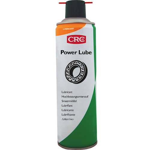 CRC Smörjolja Power Lube med PTFE 500ml