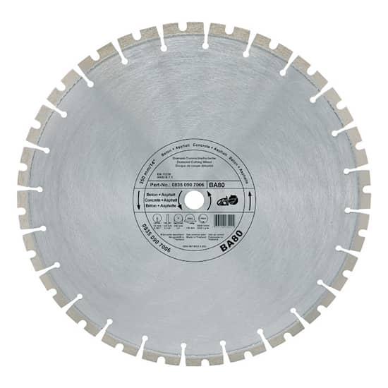 Stihl Diamantkapskiva D-Ba80 Ø 300 mm