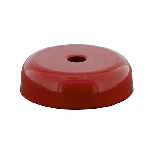 Fortis Magnet AlNiCo 28,6x8,5mm, hål 5mm