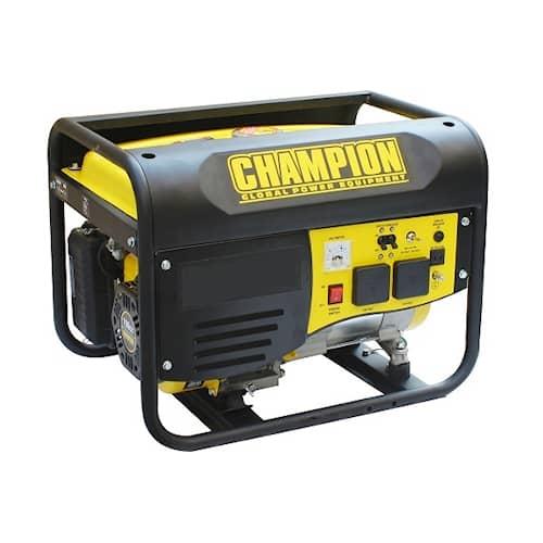 Champion Elverk CPG4000E1 3,5kW 1-fas bensin