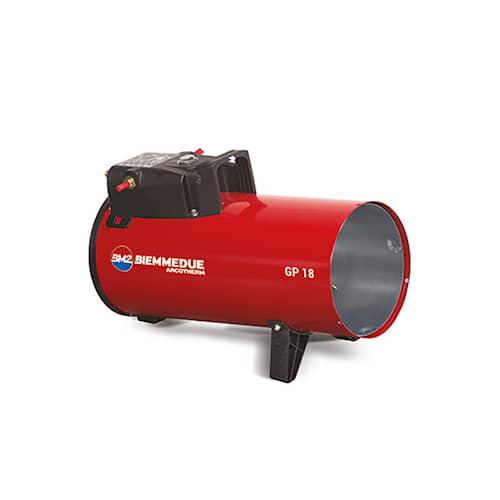 Biemmedue Arcotherm Värmekanon Gasol GP 18M