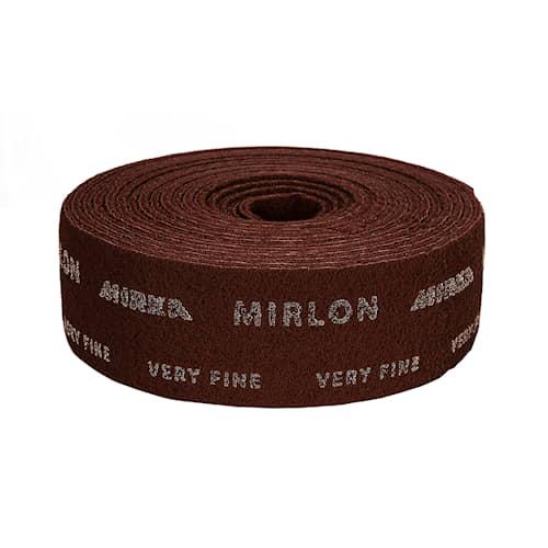 Mirka Slippappersrulle Mirlon 100mmx10m UF