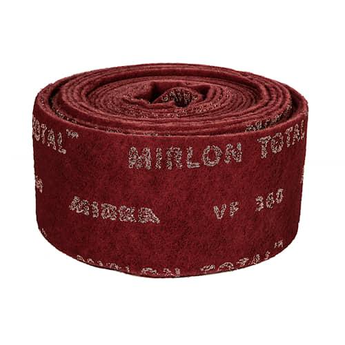 Mirka Slippappersrulle Mirlon Total 115mmx10m UF