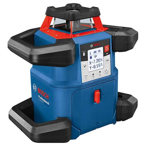 Bosch Rotationslaser GRL 600 CHV Professional i förvaringsväska med LR 60, RB 60 och RC 60