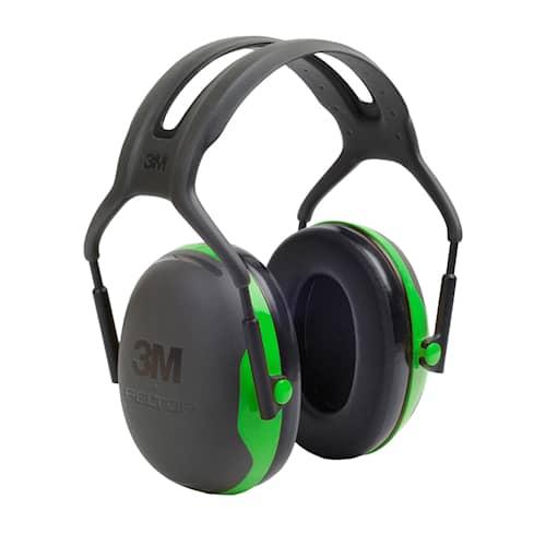 3M Peltor X1 Hörselskydd med hjässbygel, X1A-GA