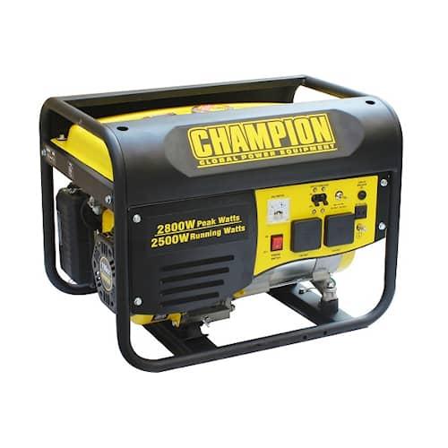 Champion Elverk CPG3500 2,8kW 1-fas bensin
