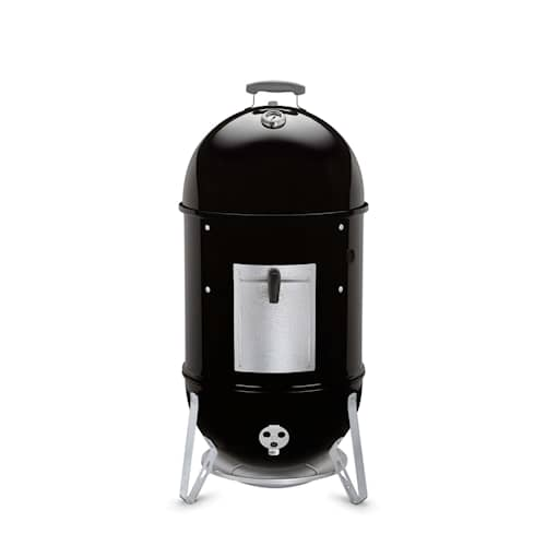 Weber Smokey Mountain Cooker 47 cm, svart