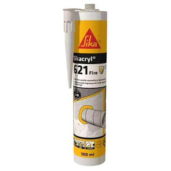 Sika Sikacryl-621 Fire C54 300ml Vit