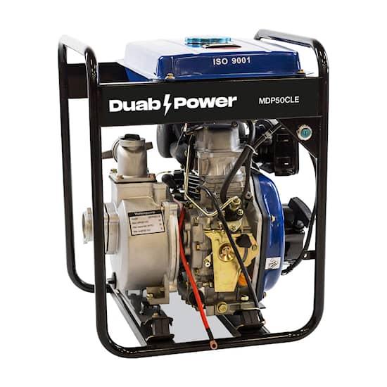 DUAB-POWER MDP50CLE Motorpump