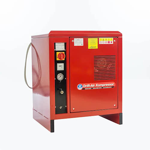 Drift-Air Kompressor ljudisolerad GG 4/1230/24 B3700B 3-fas