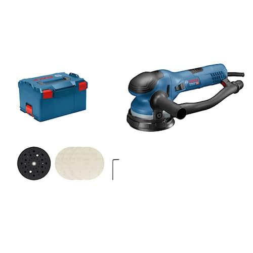 Bosch Excenterslip GET 55-125 i L-BOXX