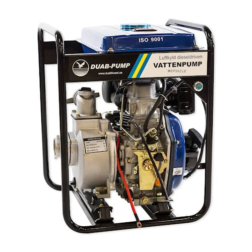 DUAB-POWER Motorpump MDP50CLE