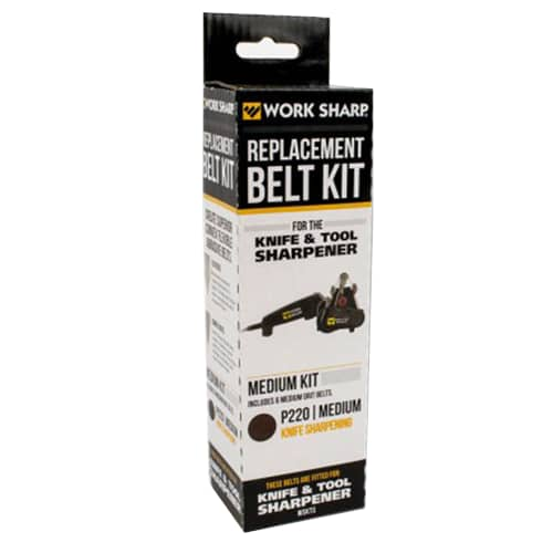 Work Sharp Slipband till Worksharp Orginal, Medium P220 6-pack
