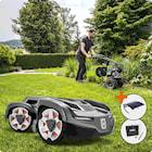 Husqvarna Automower® 435X AWD Installerad och Klar