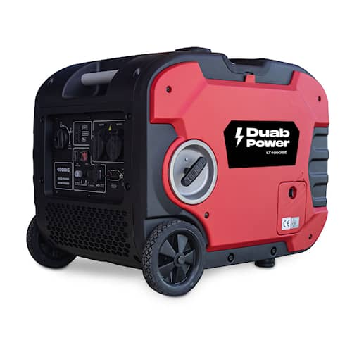 DUAB-POWER Elverk LT4000IS Parallell med inverter& Elstart