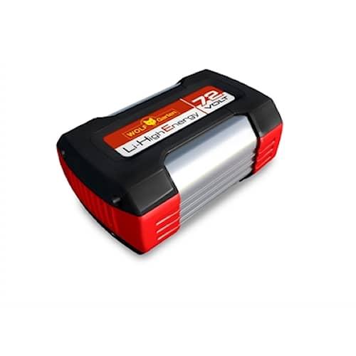 WOLF-Garten Batteripaket 72V 2,5Ah