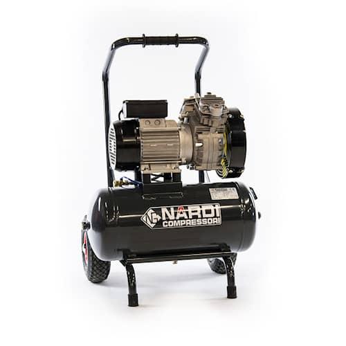 Nardi Kompressor Extreme 1 25L 2,0hk 1400 oljefri 1-fas