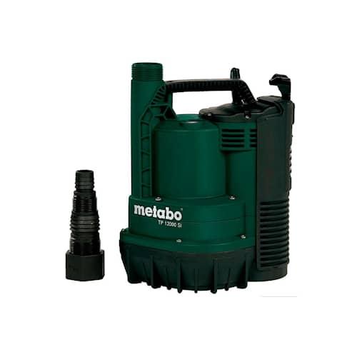 Metabo TP 12000 SI Dränkbar pump för rent vatten