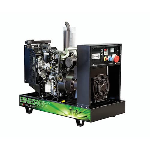 DUAB-POWER Elverk EY-80P 3-fas diesel