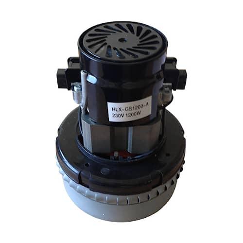 Hawk Vakuummotor för blästerskåp & blästeraggregat