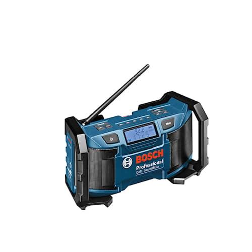 Bosch Radio GML 14,4/18 V-Li batteridriven utan batteri & laddare