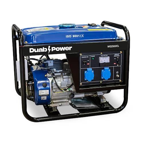 DUAB-POWER Elverk MG2500CL 1-fas bensin