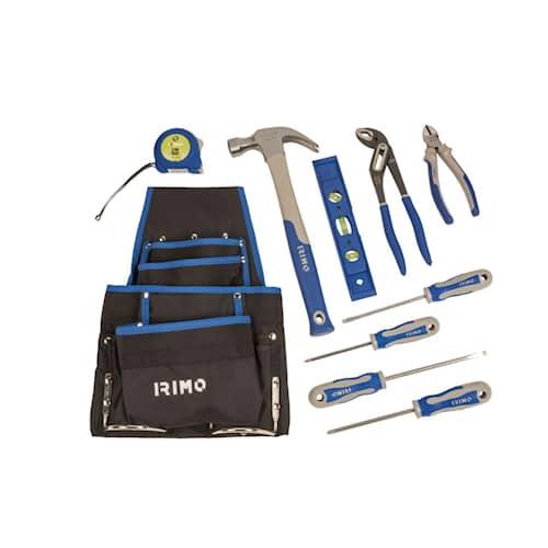 Irimo Verktygsficka med 9 verktyg