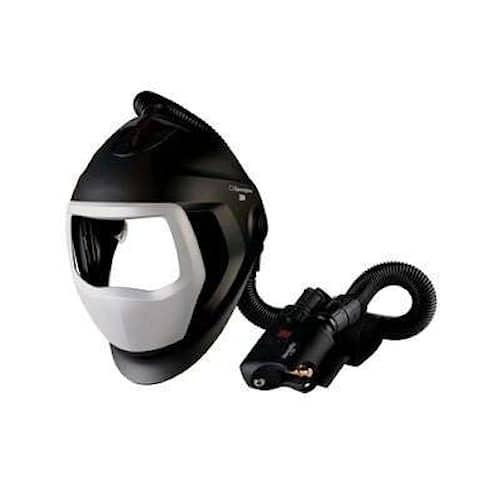3M Speedglas 9100 Air svetshjälm utan svetsglas med V500E regulator och väska, 568500