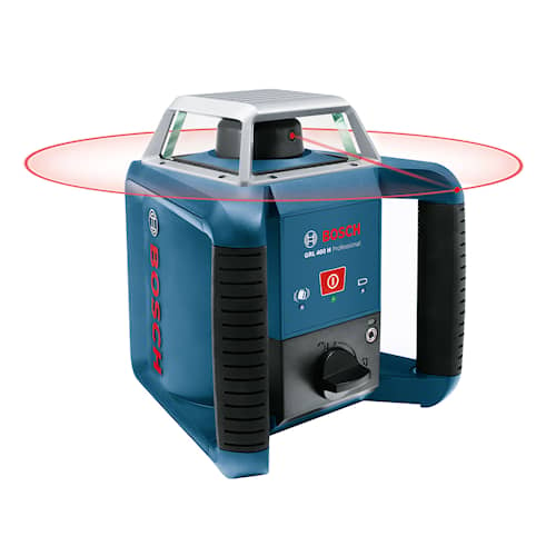 Bosch Rotationslaser GRL 400 H med LR1