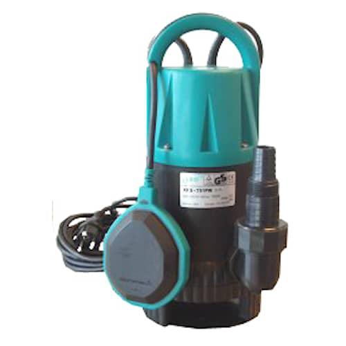 Leo Dränkbar pump XKS-401PW med nivåvakt