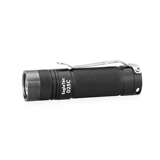 Eagtac Ficklampa D25C CR123 408 Lumen