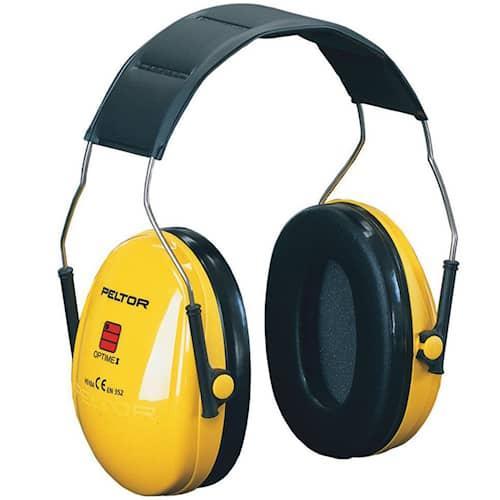3M Peltor Peltor Optime 1 hörselskydd med hjässbygel, H510A