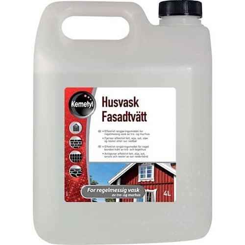 Kemetyl Fasadtvätt Kemetyl 4 liter